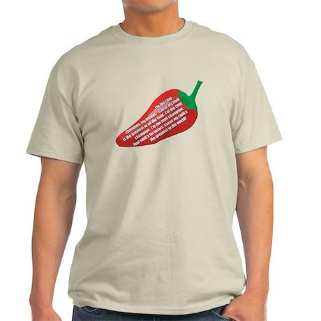 """Chili Champion"" T-Shirt T-Shirt"