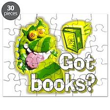 Got Books Puzzle