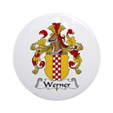 Werner Ornament (Round)