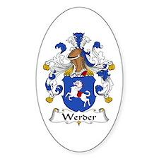 Werder Decal