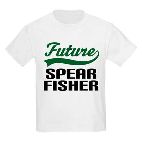 Future Spear Fisher Kids Light T-Shirt