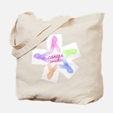 Cool Cancer sucks Tote Bag