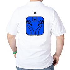 BLUE Magnetic MONKEY T-Shirt