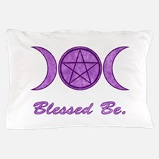 Blessed Be (Purple) Pillow Case