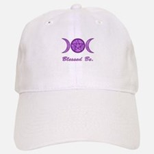 Blessed Be (Purple) Cap