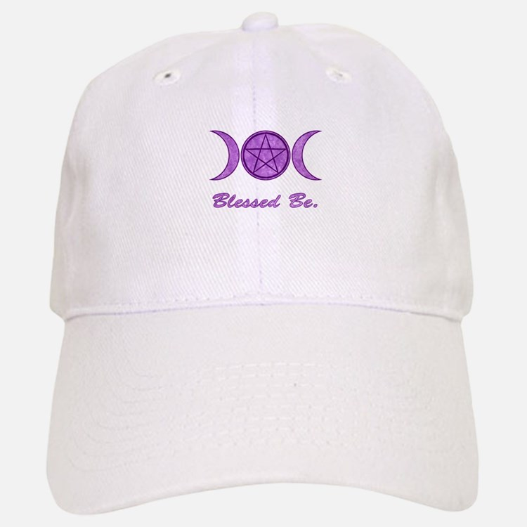 Blessed Be (Purple) Cap