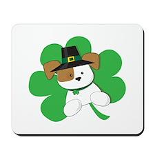 Irish Puppy Mousepad