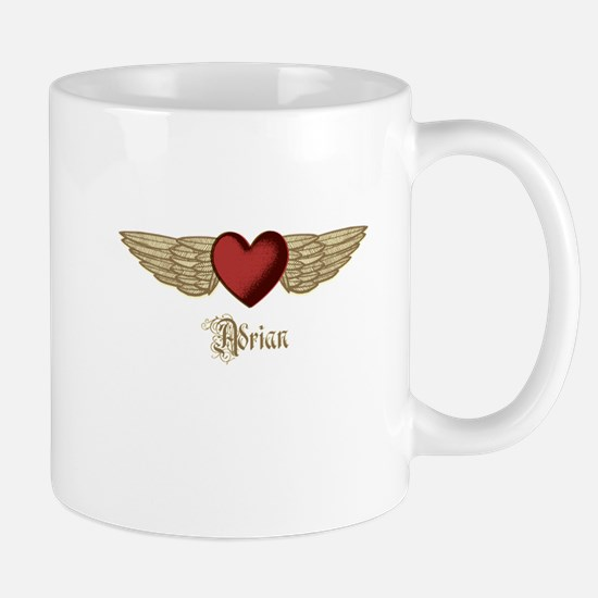 Adrian the Angel Mug