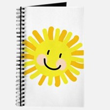 Sun Child Drawing Journal