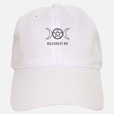Blessed Be (Black & White) Cap