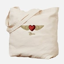 Alana the Angel Tote Bag