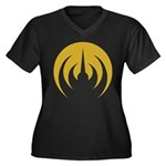magma.png Plus Size T-Shirt