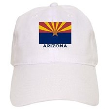 Arizona Flag Gear Baseball Cap