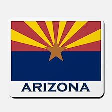 Arizona Flag Gear Mousepad
