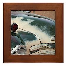 Classic Truck Framed Tile