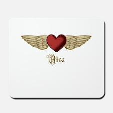Alisa the Angel Mousepad