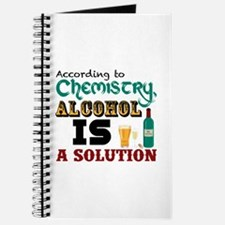 Alcohol is a Solution Journal