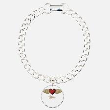 Alisha the Angel Bracelet