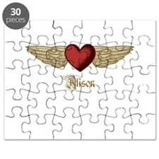 Alison the Angel Puzzle