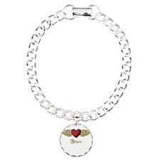 Allyson the Angel Bracelet