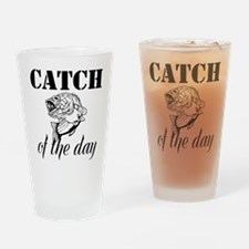 Catch Of The Day Drinking Glass
