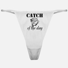 Catch Of The Day Classic Thong