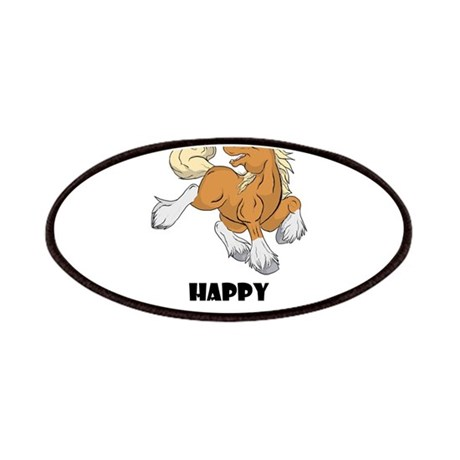 Happy Horse Patches