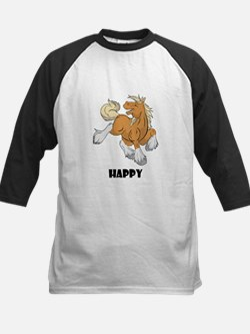 Happy Horse Baseball Jersey