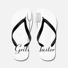 Grill Master Spatula and Fork Flip Flops