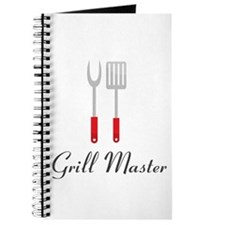 Grill Master Spatula and Fork Journal