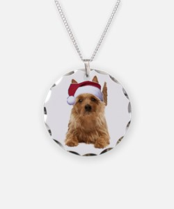 aussie terrier Necklace