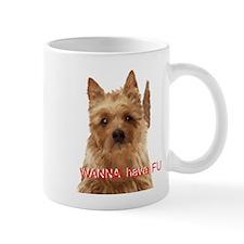 aussie terrier Mug