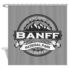 Banff Natl Park Ansel Adams Shower Curtain
