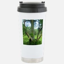 Rainbow Tree Maui Travel Mug