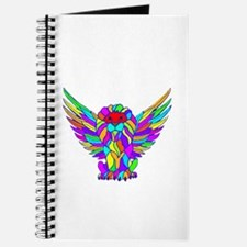 Flyin Lion Colored Journal
