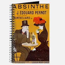 Absinthe Edouard Pernot Journal
