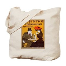 Absinthe Edouard Pernot Tote Bag