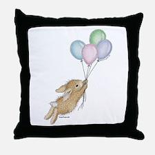 HMLR1045_balloonsnobckgrnd copy.jpg Throw Pillow