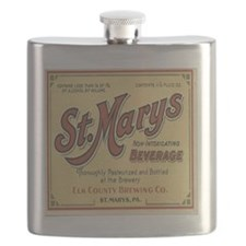 St. Mary's Non-Intoxicating Beverage Flask