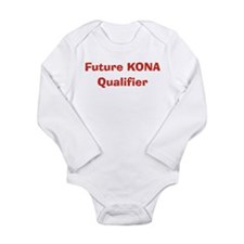 """Future Kona Qualifier"" Infant Creeper Body Suit"