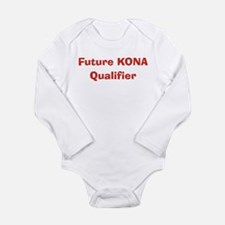 """Future Kona Qualifier"" Infant Creeper Body Suit"