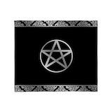 Pentagram Blankets