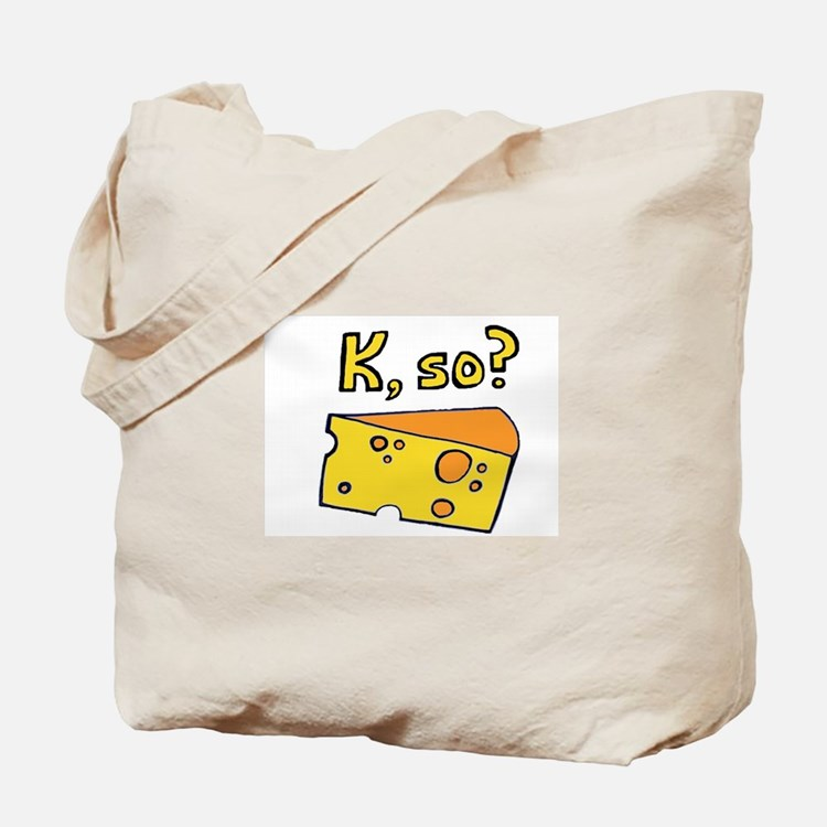 Queso? Tote Bag