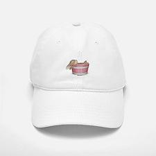 HappyHoppers® - Bunny - Baseball Baseball Cap