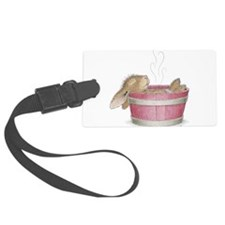 HappyHoppers® - Bunny - Luggage Tag