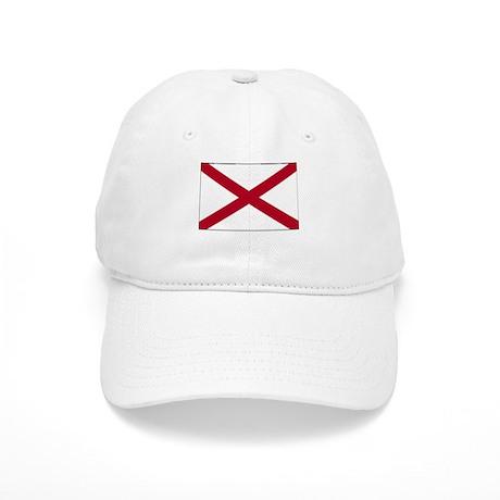 Alabama Flag Picture Cap