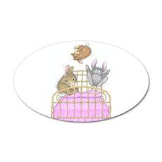 HappyHoppers® - Bunny - Wall Sticker