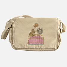 HappyHoppers® - Bunny - Messenger Bag