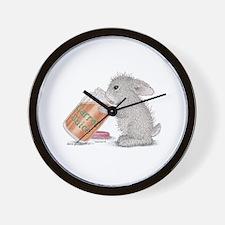 Carrot Juice - Wall Clock