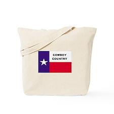 Cowboy Country Tote Bag